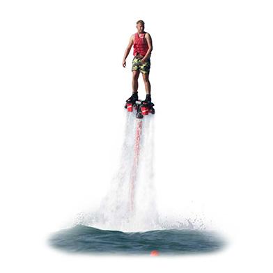Water Sports Malia, Flyboard