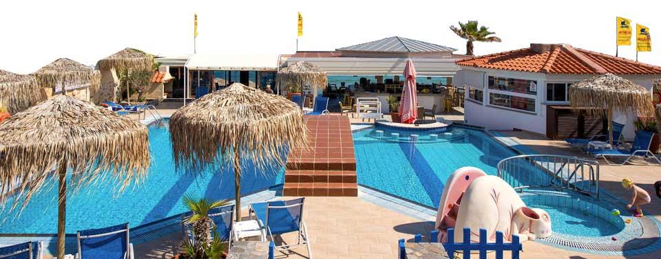 Aeolos Beach Pool