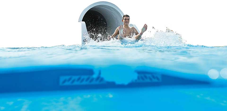 Aeolos Beach Water Slide