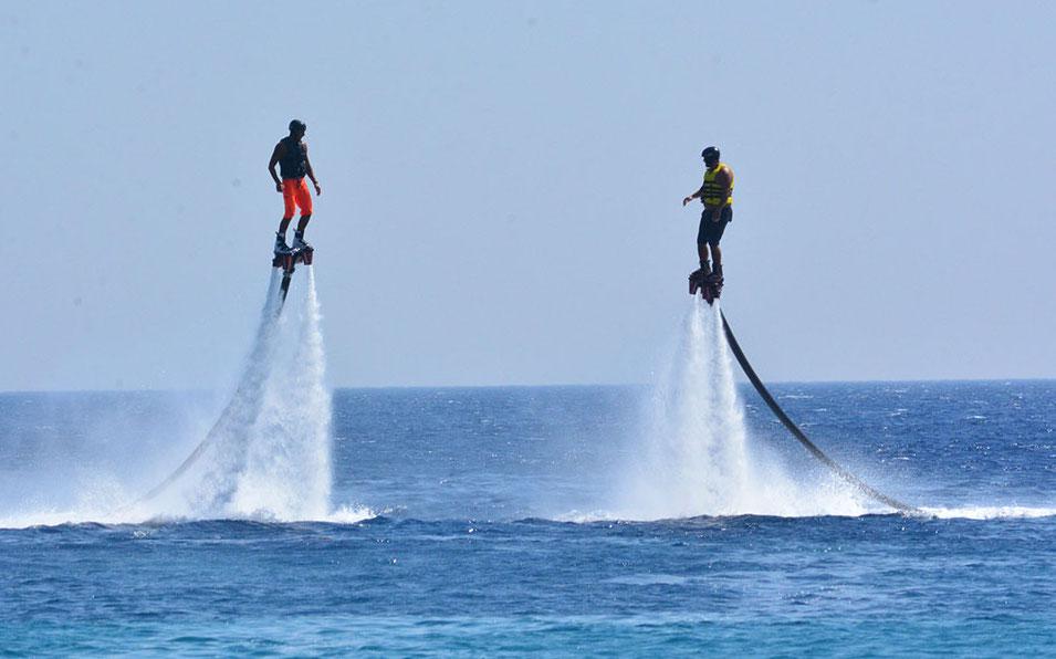 Aeolos Water Sports Malia - Flyboard
